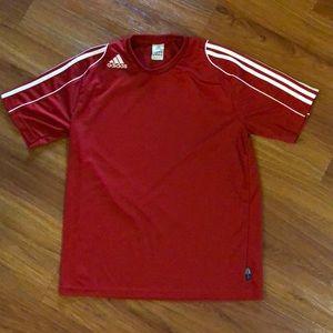 Adidas blank soccer jersey